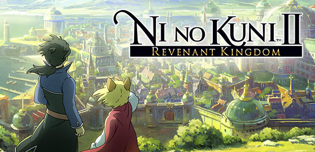 Ni no Kuni II: Revenant Kingdom - Cover / Packshot
