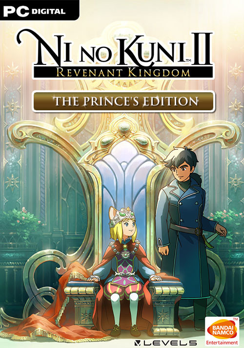 Ni no Kuni II: Revenant Kingdom - The Prince's Edition - Cover