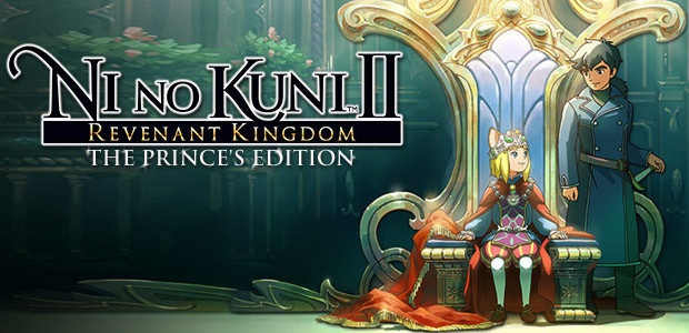Ni no Kuni II: Revenant Kingdom - The Prince's Edition - Cover / Packshot