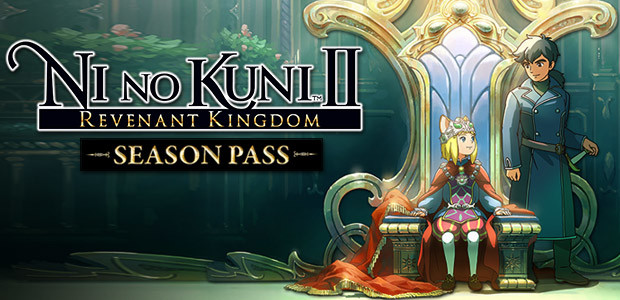 Ni no Kuni II: Revenant Kingdom - Season Pass - Cover / Packshot