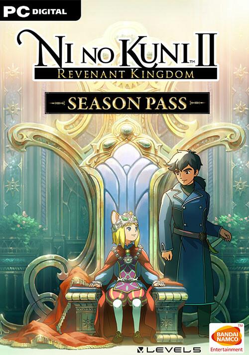 Ni no Kuni II: Revenant Kingdom - Season Pass - Cover / Packshot