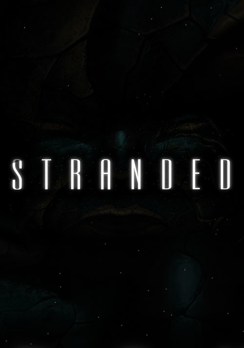 Stranded - Cover / Packshot