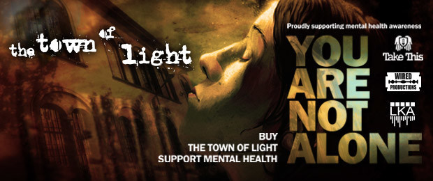 "The Town of Light: Charity-Aktion ""You Are Not Alone"" in Partnerschaft mit Gamesplanet"