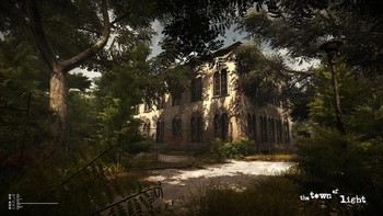 Screenshot1 - The Town of Light