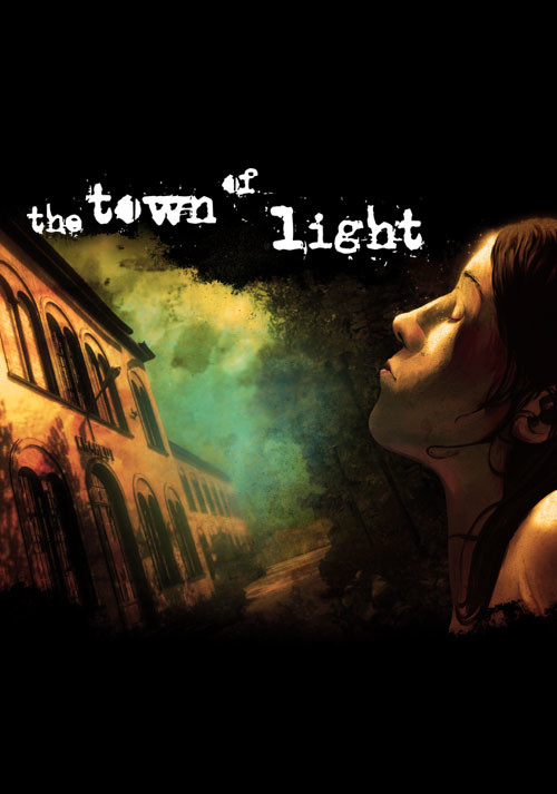 The Town of Light - Cover