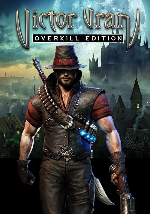 Victor Vran: Overkill Edition - Cover