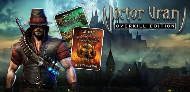Victor Vran: Overkill Edition - Cover / Packshot