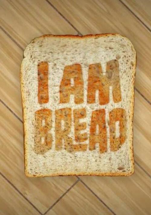 I am Bread - Cover / Packshot