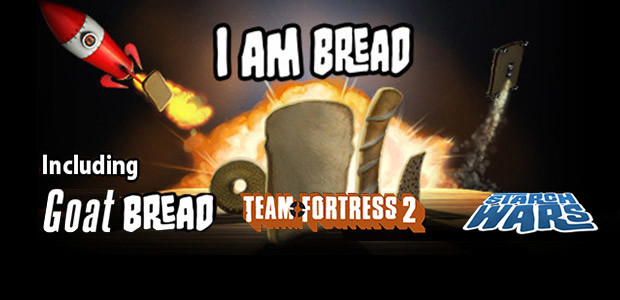 I am Bread - Cover / Packshot