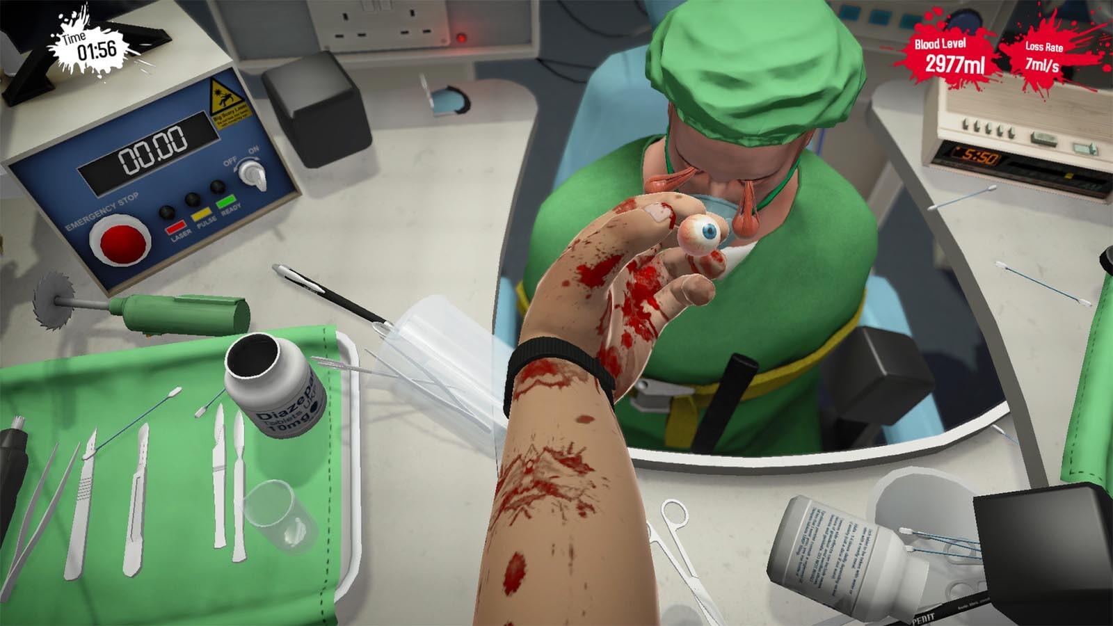 Surgeon Simulator Experience Reality - PC | PC Game key