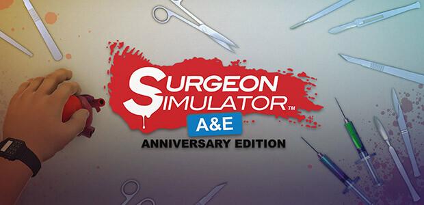 Surgeon Simulator: Anniversary Edition - Cover / Packshot
