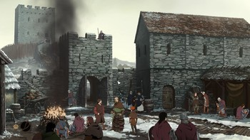Screenshot1 - Ken Follett's The Pillars of the Earth