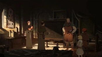 Screenshot6 - Ken Follett's The Pillars of the Earth