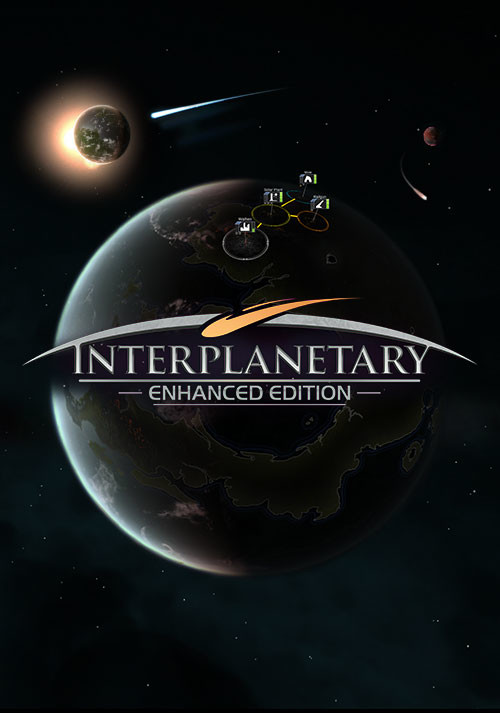 Interplanetary: Enhanced Edition - Cover