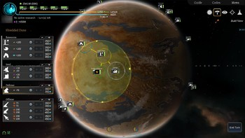 Screenshot1 - Interplanetary: Enhanced Edition