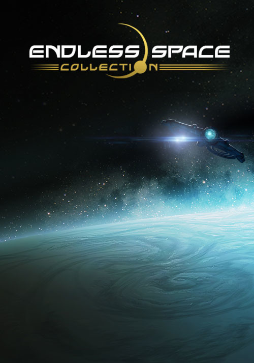 Endless Space - Collection - Packshot