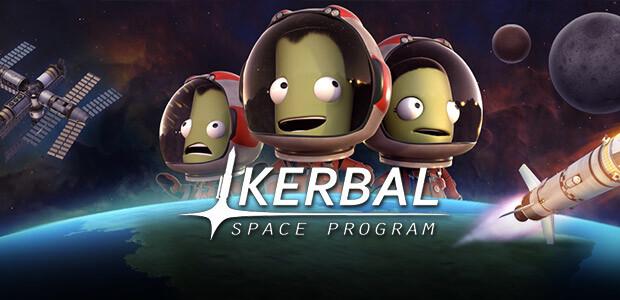 Kerbal Space Program - Cover / Packshot