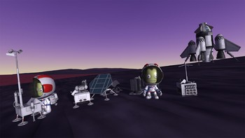 Screenshot2 - Kerbal Space Program: Breaking Ground Expansion