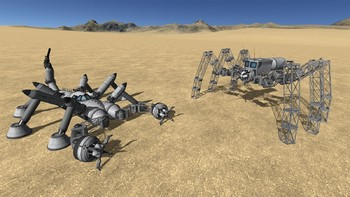 Screenshot3 - Kerbal Space Program: Breaking Ground Expansion