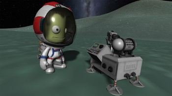 Screenshot5 - Kerbal Space Program: Breaking Ground Expansion