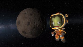 Screenshot1 - Kerbal Space Program: Breaking Ground Expansion