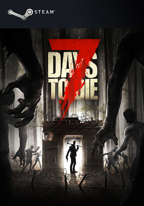 7 Days to Die - Packshot