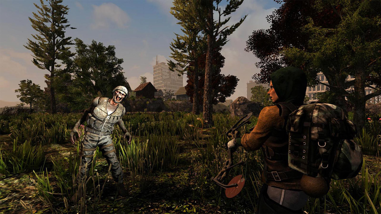 7 Days to Die [Steam CD Key] for PC, Mac and Linux - Buy now