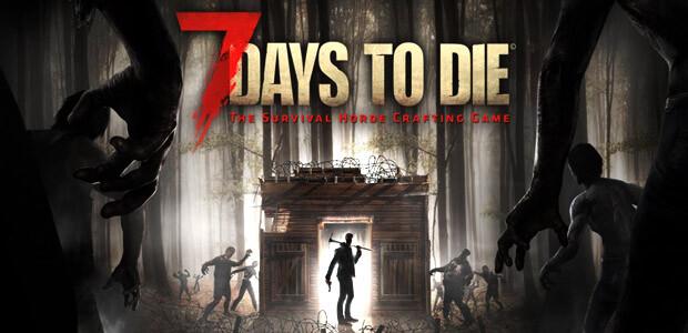 7 Days to Die - Cover / Packshot