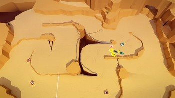 Screenshot3 - Team Racing League