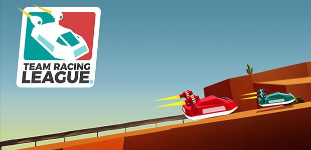 Team Racing League - Cover / Packshot