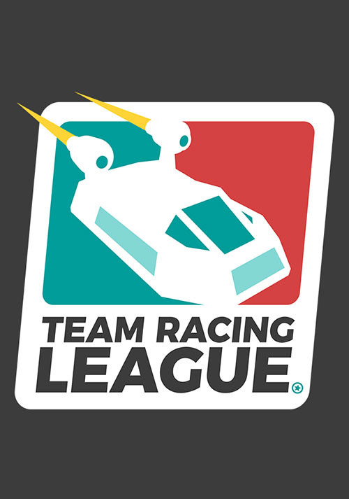 Team Racing League - Cover / Packshot