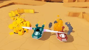 Screenshot1 - Team Racing League
