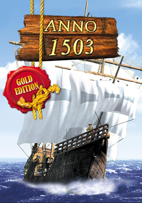 Anno 1503 - Gold Edition - Cover / Packshot