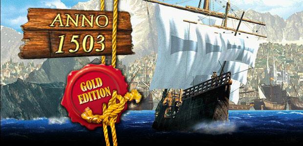 Anno 1503 - Gold Edition