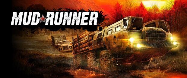 Was für ein Dreck: Schaut euch den Gameplay-Trailer von Spintires: MudRunner an