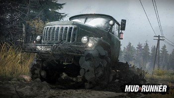 Screenshot1 - Spintires: MudRunner