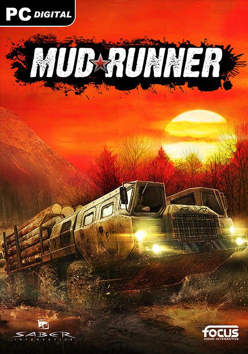 Spintires: MudRunner - Packshot