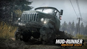 Screenshot1 - MudRunner - American Wilds Edition