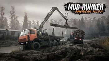 Screenshot10 - Spintires: MudRunner - American Wilds Edition