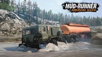 Screenshot4 - Spintires: MudRunner - American Wilds Edition
