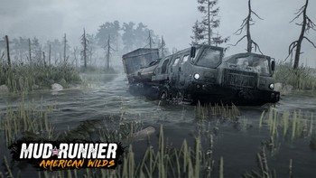 Screenshot5 - MudRunner – American Wilds Edition