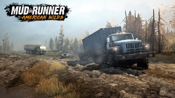 Screenshot7 - Spintires: MudRunner - American Wilds Edition