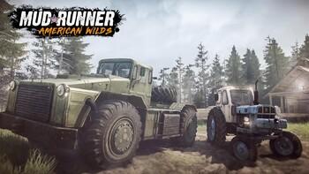Screenshot8 - Spintires: MudRunner - American Wilds Edition
