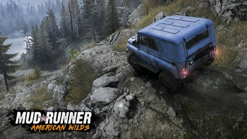Screenshot2 - MudRunner – American Wilds Edition