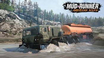 Screenshot4 - MudRunner – American Wilds Edition