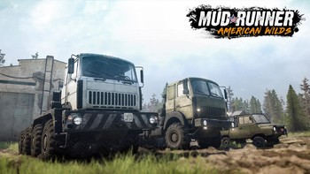 Screenshot9 - MudRunner – American Wilds Edition
