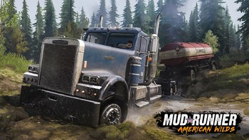 Screenshot1 - MudRunner – American Wilds Expansion