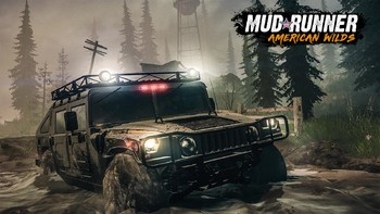 Screenshot3 - MudRunner – American Wilds Expansion
