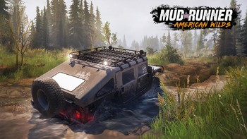 Screenshot4 - MudRunner – American Wilds Expansion