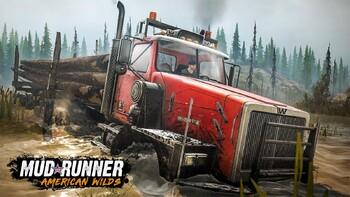 Screenshot2 - MudRunner - American Wilds Expansion